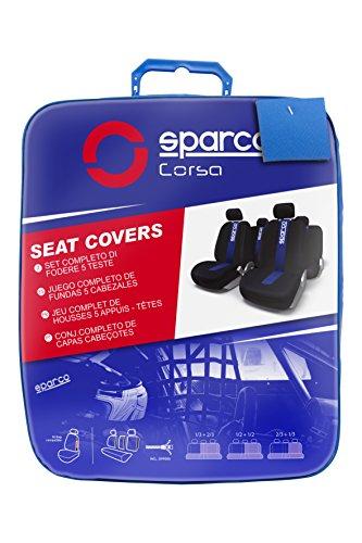 Spc1011 juego de fundas para asientos de coche