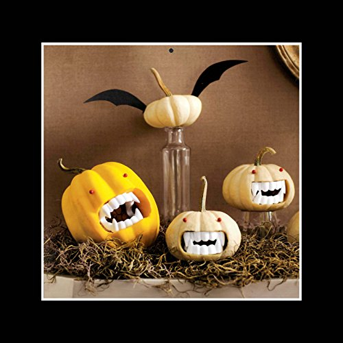 Kinder Projekte-Halloween Vampir Pumpkins Mini Poster-40x 40cm