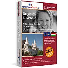 Ungarisch-Basiskurs mit Langzeitgedächtnis-Lernmethode von Sprachenlernen24: Lernstufen A1 + A2. Ungarisch lernen für Anfänger. Sprachkurs PC CD-ROM für Windows 10,8,7,Vista,XP / Linux / Mac OS X