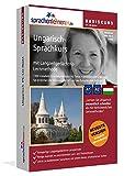 Ungarisch-Basiskurs mit Langzeitgedächtnis-Lernmethode von Sprachenlernen24: Lernstufen A1 + A2....