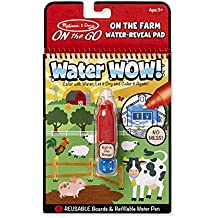 Melissa & Doug Water Wow! - Farm, Multi Color
