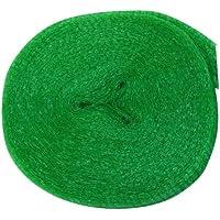 XCLOU GARDEN Vogelschutznetz, Vogelnetz, grün, Masche 8 x 8 mm