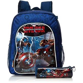 Safta Avengers 611609640 Mochila Infantil