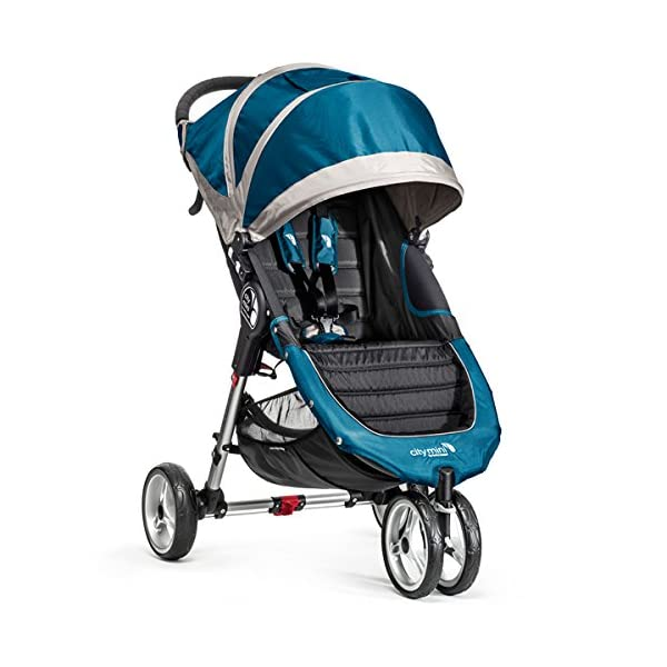 Baby Jogger City Mini Stroller - Single, Teal Baby Jogger  1