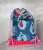 Rucksack, Kindergartentasche, Turnbeutel Heidi