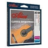 Alice - Jeu de cordes pour guitare classique AC130N normal