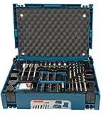 MaKita B-43044 Coffret Ensemble Accessoires 66 Pièces en Coffret MAKPAC