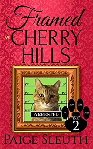 Framed in Cherry Hills (Cozy Cat Caper Mystery, Band 2)