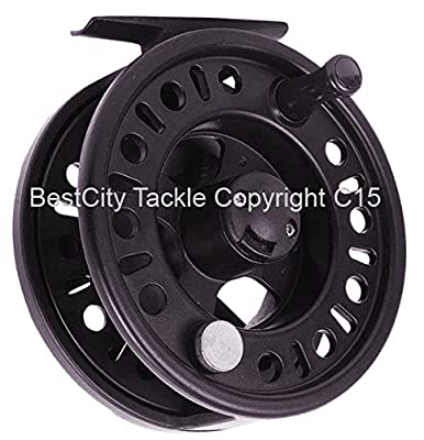 Fly Fishing Reel Large Arbour - Lightweight Size 5/6 from BestCity