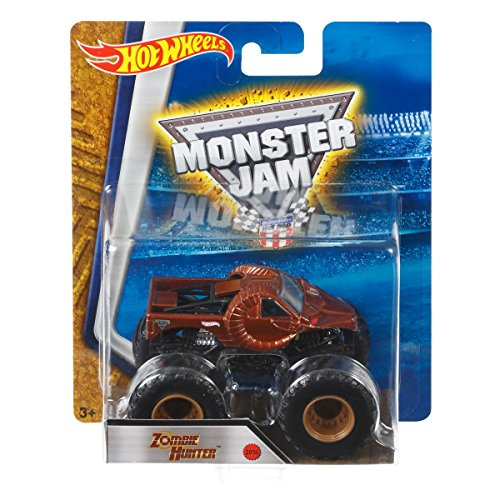 Monster Jam Hot Wheels Zombie Hunter - DRR80