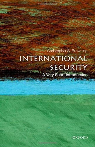 International Security: A Very Short Introduction (Very Short Introductions) por Christopher S. Browning