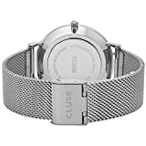Cluse Damen Armbanduhr Analog Quarz Edelstahl CL18105 - 2