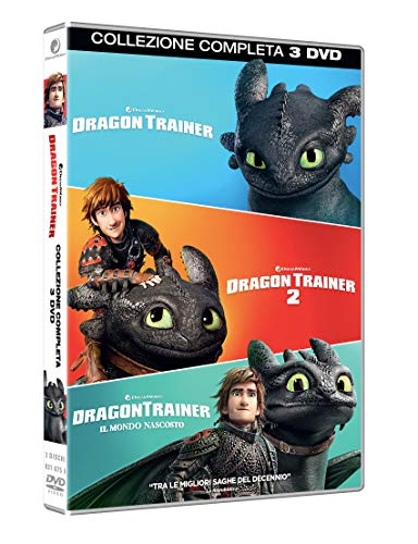 Dragon Trainer Collection 1-3 (Box Set) (3 DVD)