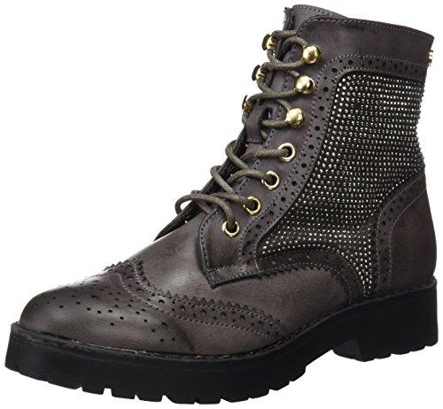 XTI Damen 047514 Booties Grau (Grau)