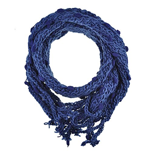 Cloud9Basic - Echarpe - Femme Bleu