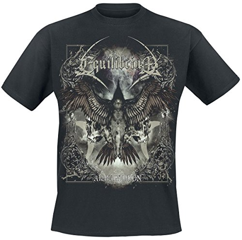 Equilibrium Endlichkeit T-Shirt nero L
