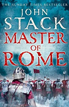Master of Rome (Masters of the Sea) by [Stack, John]