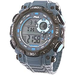 Fila Men's Sports Watch Digital 10Bar Light 38/826/004