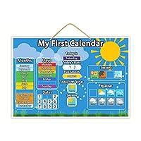 Magnetic My First Calendar | Children