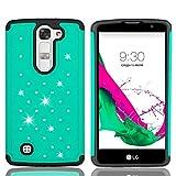 Greetrass LG G4c Hülle, LG G4c Case Handyhülle - Soft TPU