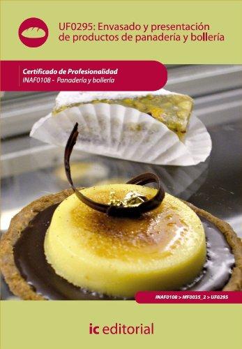 Envasado y presentación de productos de panadería y bollería. INAF0108 por Alejandro Medrano Medrano