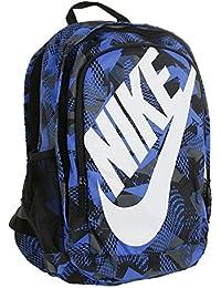 Nike Hayward Futura 2.0 - Prin Mochila, Hombre, Azul (Medium Blue / Black / White), Talla Única
