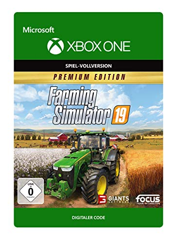 Farming Simulator 19: Premium Edition | Xbox One - Download Code