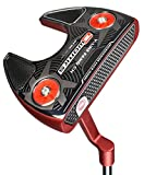 Odyssey O-Works Red Japan Putter W/SS 2.0 Mid Slim Grip 2017 Right V-Line Fang CH 35