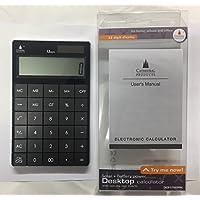 Cattedrale DCF1589BK desktop display batteria con tasti grandi e energia solare calcolatrice - Confronta prezzi