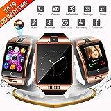 Bluetooth Smartwatch Portable Smartwatch Android Écran Tactile Montre Montre...