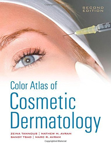 Color Atlas of Cosmetic Dermatology, Second Edition by Zeina Tannous (1-Jun-2011) Hardcover