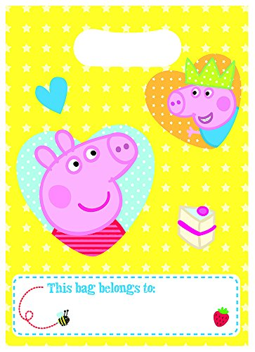 Peppa-Pig-Red-Party-Loot-Bags