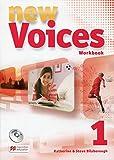 New Voices 1 Zeszyt cwiczen z plyta CD