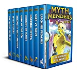 Myth Menders Box Set: 8 Epic Adventures of the Ancients! (English Edition)