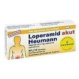 Loperamid akut Heumann, 10 St. Tabletten