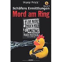 Mord am Ring: Kurzkrimi (Schäfers Ermittlungen, Band 5)