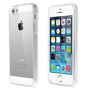 coque iphone 5 5s coque transparente iphone 5s coque case pour iphone 5 fine bestwe. Black Bedroom Furniture Sets. Home Design Ideas