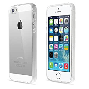 Coque iPhone 5/5S, Coque Transparente iPhone 5s, Coque case pour iPhone 5 Fine Bestwe: Amazon.fr