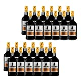 Portwein Sandeman Tawny - Dessertwein - 24 Flaschen