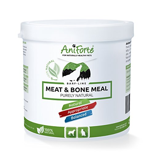 Bone meal for dogs