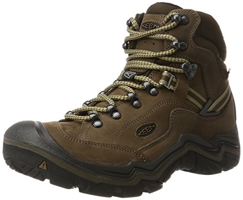 Keen Galleo Mid WP, Stivali da Escursionismo Alti Donna Marrone (Cascade/desert Cascade/desert)
