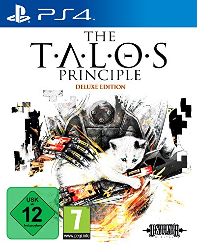 The Talos Principle - Deluxe Edition - [Edizione: Germania]