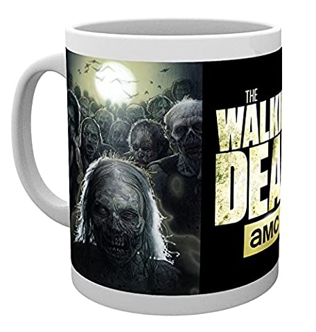 GB Eye LTD, The Walking Dead, Zombies, Tasse