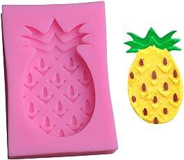 Gespout 1PC Cute Modellierung DIY Fondant Schimmel Kuchen Schimmel Nahrungsmittelgrad Silikon Form