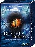 Drachenweisheit: Kraftvolle Gefährten für den spirituellen Weg - Kartenset mit 43 Karten und Begleitbuch
