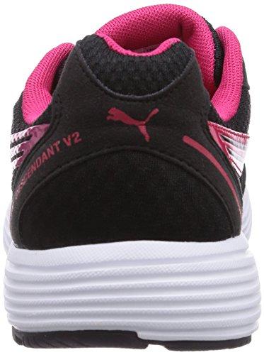 Puma Descendant V2 Wn'S - Scarpa, , taglia Nero (12 black-virtual pink)