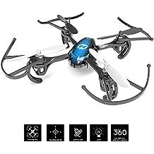 Holy Stone Mini Drohne 2.4GHz Quadrocopter mit 6-Achsen-Gyrosensor RC HS170 die beste Wahl für Kinder und Anfänger