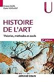 Histoire de l'art. 2e éd. - Théories, méthodes et outils