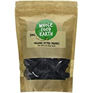 Wholefood Earth Organic Pitted Prunes, 500 g
