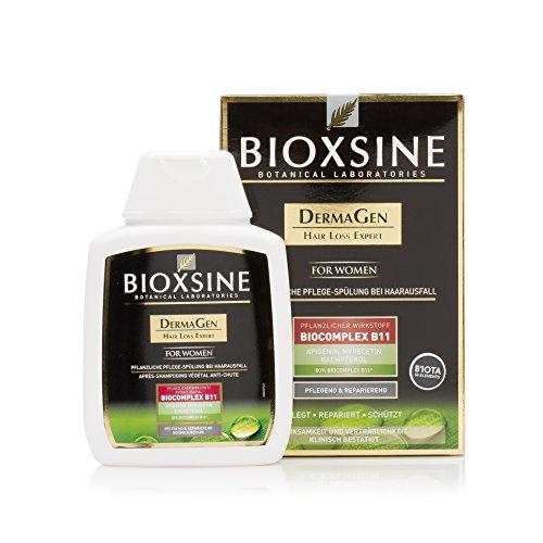 Frauen Pflege-Spülung | Conditioner gegen Haarausfall - mit pflanzlichem Haarwaschmittel das Haarwuchs beschleunigen | schnelles Haar-wachstum | Haarwuchs-mittel 300 ml | von Bioxsine
